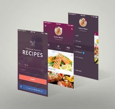 recipes-mobiel-apps